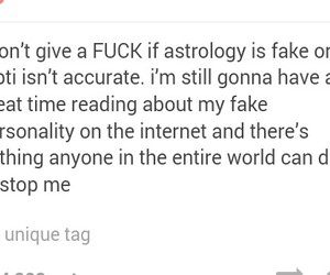 astrology, funny, and lol image