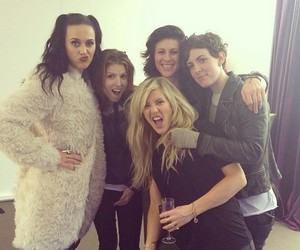 katy perry, Ellie Goulding, and anna kendrick image