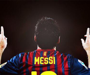 Barca, messi, and fcbarcelona image