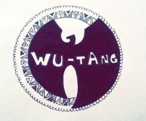 black, white, and wu-tang image