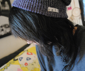 beanie, pretty, and girl image