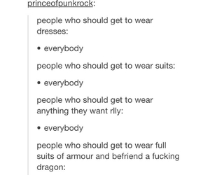 clothing, dragons, and dress image