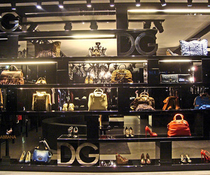 bag, luxury, and store image