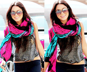 vanessa hudgens and scarf image