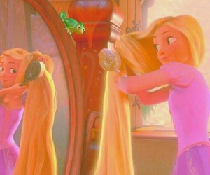 disney, princess, and tangled image