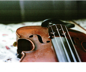 violin, music, and photography image