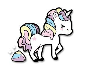 :3 and unicorn image