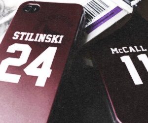 teen wolf, stilinski, and mccall image