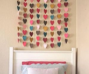 diy, room, and hearts image