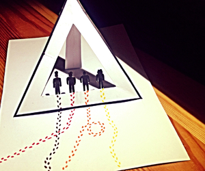bastille, triangle, and woody image