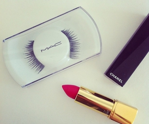 mac, chanel, and lipstick image