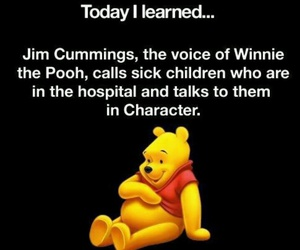 winnie the pooh, children, and pooh image