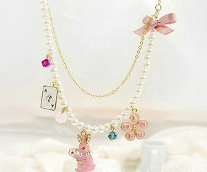 girly, jewelery, and jewels image