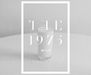 the 1975, milk, and music image
