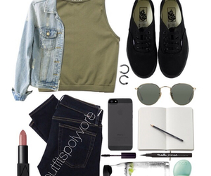 outfits, Polyvore, and tumblr image
