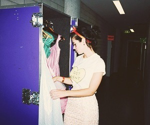 marina and the diamonds and grunge image