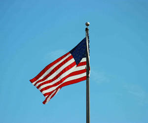 america, american flag, and beautiful image