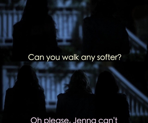 funny, jenna, and pll image