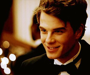 guy, Prom, and the vampire diaries image