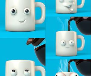:p, chocolate, and coffee image