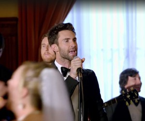 maroon 5, sugar, and adam levine image