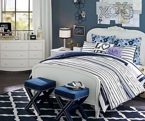 decor, pretty, and girlsroom image