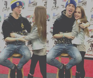 tay, taylor caniff, and caniff image
