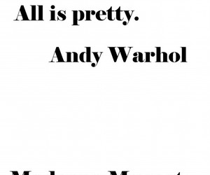 andy warhol, pretty, and stockholm image