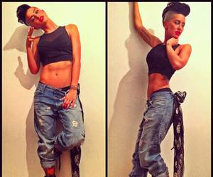 outfit, swag, and dafina zeqiri image