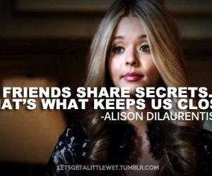 pll, pretty little liars, and secret image