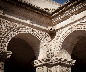 architecture, baroque, and arequipa image