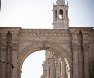 architecture and arequipa image