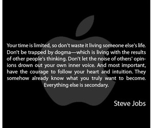 apple and Steve Jobs image