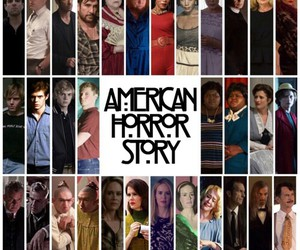 ahs, american horror story, and americanhorrorstory image