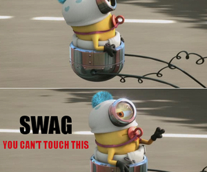 minions and swag image