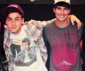bromance, kendall schmidt, and big time rush image