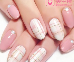 fashion, girly, and nail polish image