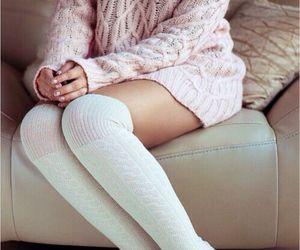 beautiful, blonde, and freezing image