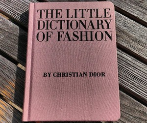 fashion, book, and pink image