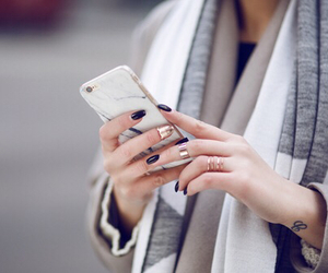 fashion, phones, and phone case image