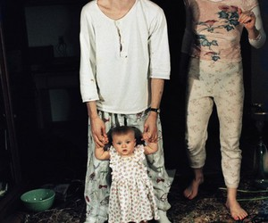cobain, Courtney Love, and family image