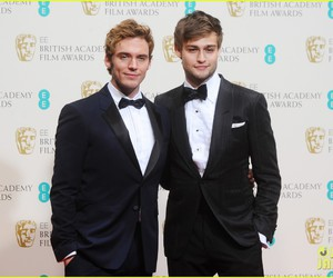 douglas booth and sam clafin image