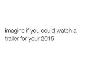 imagine, 2015, and trailer image