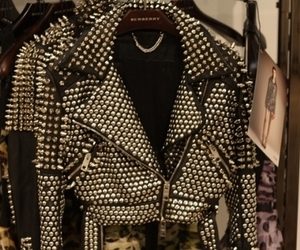 fashion, jacket, and Burberry image