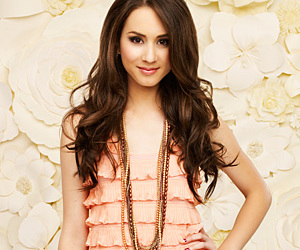 spencer, troian bellisario, and pll image