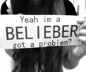 believe, funny, and girl image