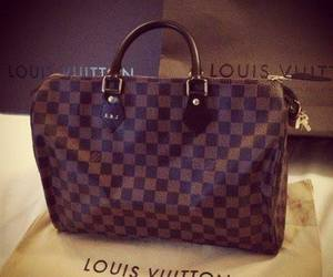 bag, Louis Vuitton, and luxy image