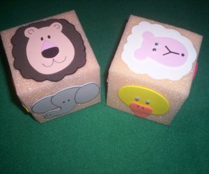 animals, cube, and kinder ideas image