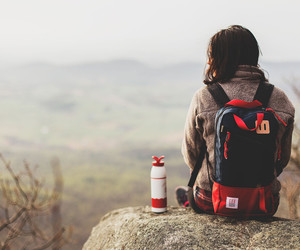 adventures, camp, and girl image
