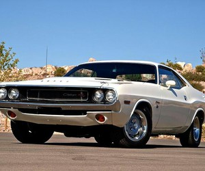 1970, american muscle, and Challenger image